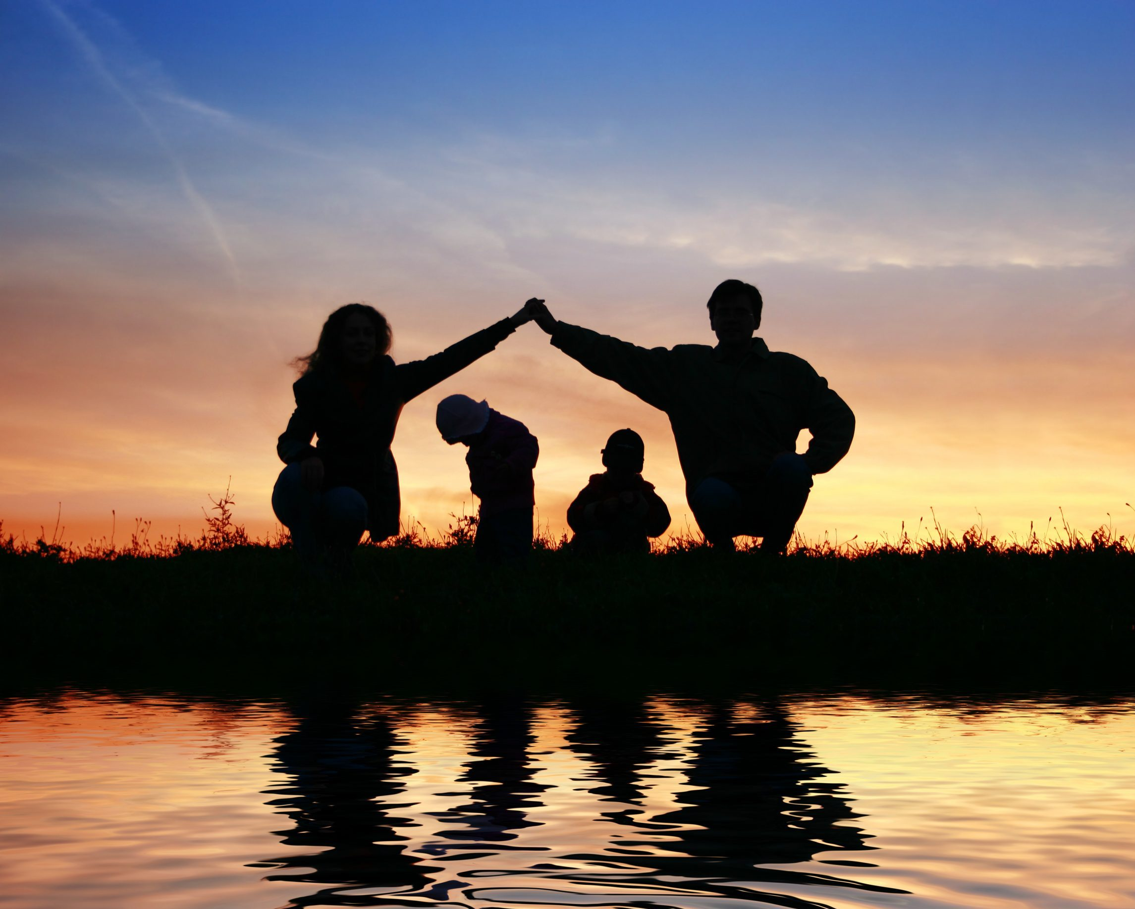 A happy adoptive family successfully navigated the adoption law landscape in Rochester NY with the help of an adoption lawyer